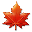 Maple Leaf on Samsung Experience 9.0