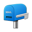 Closed Mailbox With Lowered Flag on Samsung Galaxy S4