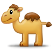 Camel on Samsung TouchWiz Nature UX 2 (Galaxy S4)
