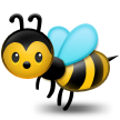 Honeybee on Samsung TouchWiz Nature UX 2