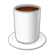 Teacup Without Handle on Samsung Galaxy S4