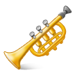 Trumpet on Samsung Galaxy S4