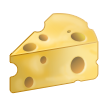 Cheese Wedge on Samsung Touchwiz 6.0 (Galaxy S7)