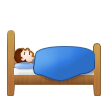 Person in Bed on Samsung Galaxy S7