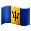 Barbados on Samsung Galaxy Note 7