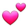 Two Hearts on Samsung TouchWiz 7.0 (Note 7)