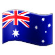 Australia on Samsung TouchWiz 7.1