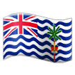 British Indian Ocean Territory on Samsung Galaxy Note 7 (September 2016)