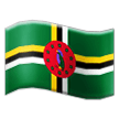 Dominica on Samsung Galaxy Note 7 (September 2016)