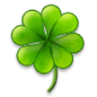 Four Leaf Clover on Samsung Galaxy Note 7 (September 2016)