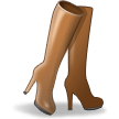 Woman's Boot on Samsung TouchWiz 7.1
