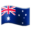Australia on Samsung Galaxy S8