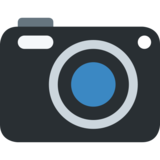 Camera on Twitter Twemoji 2.3