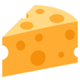 Cheese Wedge on Twitter Twemoji 2.3