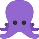 Octopus on Twitter Twemoji 2.4