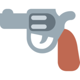 Pistol on Twitter Twemoji 2.4