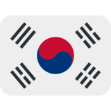 South Korea on Twitter Twemoji 11.0