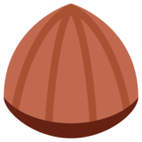 Chestnut on Twitter Twemoji 1.0
