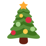 Christmas Tree on Twitter Twemoji 1.0