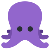 Octopus on Twitter Twemoji 1.0