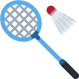 Badminton on Twitter Twemoji 2.0