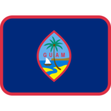 Guam on Twitter Twemoji 2.0