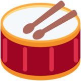 Drum on Twitter Twemoji 2.1