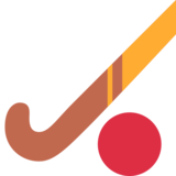 Field Hockey on Twitter Twemoji 2.2.3