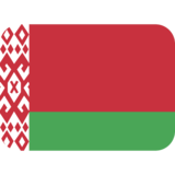 Belarus on Twitter Twemoji 2.2.3