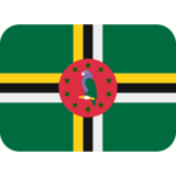 Dominica on Twitter Twemoji 2.2.3