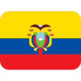 Ecuador on Twitter Twemoji 2.2.3