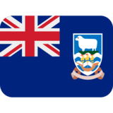 Falkland Islands on Twitter Twemoji 2.2.3
