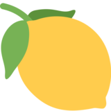 Lemon on Twitter Twemoji 2.2.3