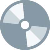 Optical Disk on Twitter Twemoji 2.2.3