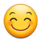 Smiling Face With Smiling Eyes on Samsung