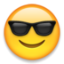 Smiling Face With Sunglasses