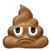 Frowning Pile Of Poo