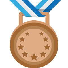 3rd Place Medal on Skype Emoticons 1.2