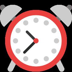 Alarm Clock on Skype Emoticons 1.2