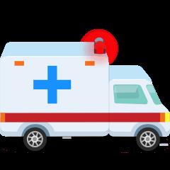 Ambulance on Skype Emoticons 1.2