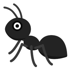 Ant on Skype Emoticons 1.2