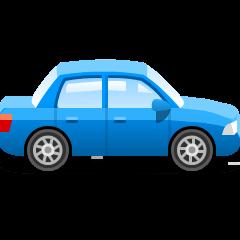Automobile on Skype Emoticons 1.2