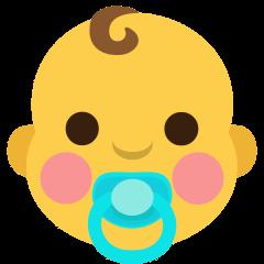 Baby on Skype Emoticons 1.2