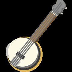 Banjo on Skype Emoticons 1.2