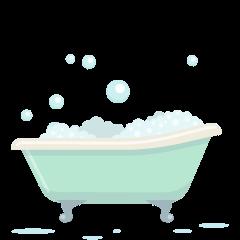 Bathtub on Skype Emoticons 1.2