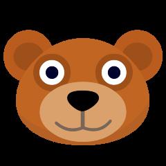 Bear on Skype Emoticons 1.2