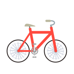 Bicycle on Skype Emoticons 1.2
