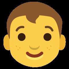 Boy on Skype Emoticons 1.2