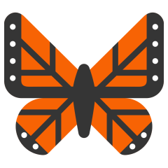Butterfly on Skype Emoticons 1.2