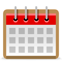 Calendar on Skype Emoticons 1.2